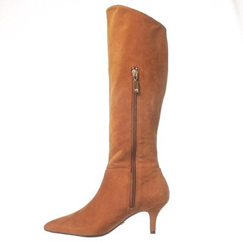 Nina Original Women's Fan Knee High Heel Boots - 5.5