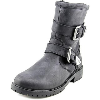 Harley Davidson Wilder Men Leather Motorcycle Boot