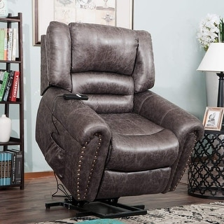 Merax Heavy-duty Power Lift Recliner Chair