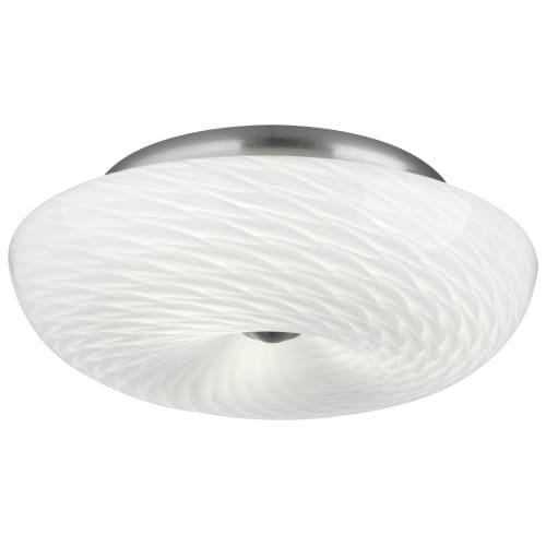 Forecast Lighting F606436 3 Light 16 Wide Flush Mount Ceiling Fixture From The Inhale Collection