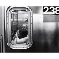 ''Urban Romance'' by Anon New York Art Print (11 x 14 in.)
