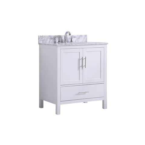 """Woodward 30"""" Single Bathroom Vanity Sink"""
