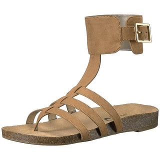 6318793e2b6 Circus by Sam Edelman Womens Katie Split Toe Casual Ankle Strap Sandals