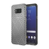 Incipio Design Series Classic Case for Samsung Galaxy S8+ -Silver Prism