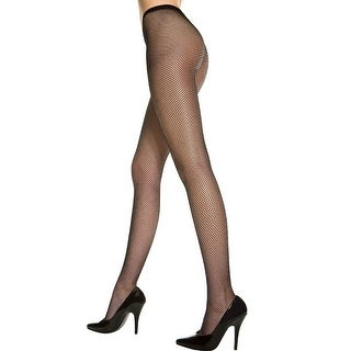 Classic Seamless Fishnet Pantyhose, Fishnet Stockings (Option: Green)