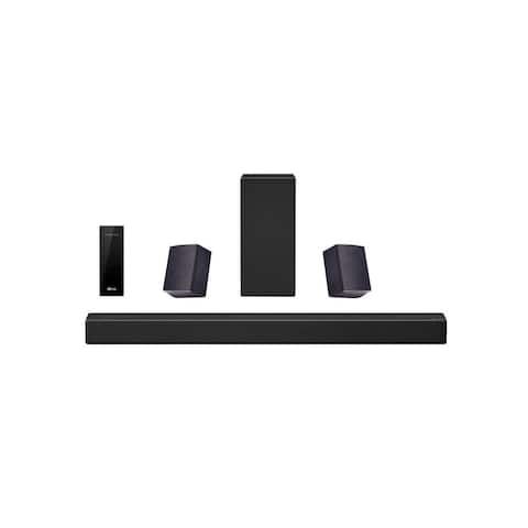 LG SN7R 5.1.2 Channel Home Theater Sound System w/ Dolby Atmos (Used - Good) - Black