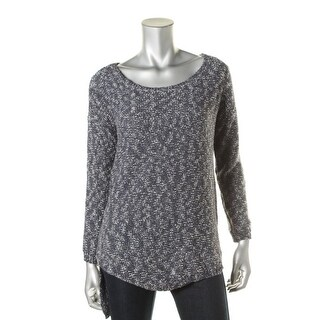 Soft Joie Womens Gipsy Crochet Asymmetric Tunic Sweater - S