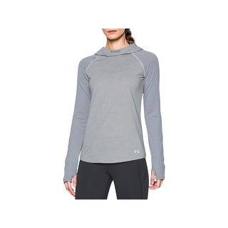 Under Armour Womens Hoodie Performance Long Sleeves - L