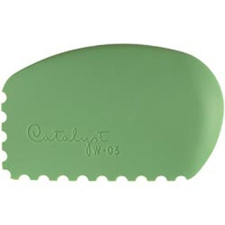 Green W-03 - Catalyst Silicone Wedge Tool