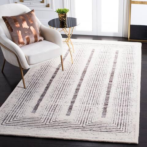 Safavieh Handmade Metro Ninako Modern Wool Rug