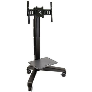 Ergotron - Ergotron Neo-Flex Mobile Mediacenter Uhd.Flat Panel Mobile Cart.Features: Portra