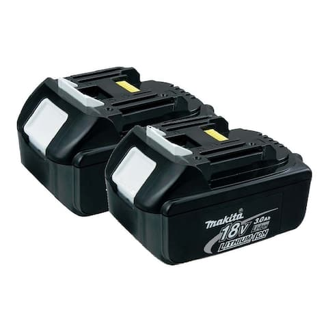 Makita 18V LXT 3.0Ah Battery (2 Pack)