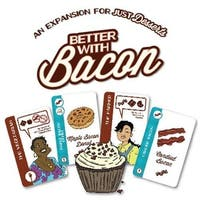 Looney Labs Just Desserts Better with Bacon Card Game