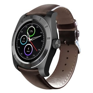 TechComm Z8 Smart Watch Water Resistant Heart Rate Bluetooth Pedometer