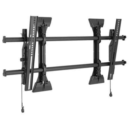 Chief Manufacturing - Large Fusion Micro-Adjustable Tilt Wall Mount