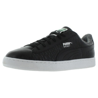 Puma Basket Men's Leather Fashion Court Sneakers Shoes