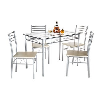glass dining room tables shop the best deals for sep
