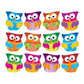 Owl Stars Clips Accents Variety Pack