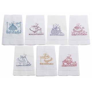 Greatlookz Sunbonnet Sue Tea Towel Collection