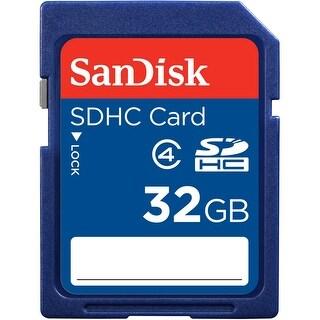 SanDisk SDSDB032GA46M SDHC 32GB Memory Card Class 4