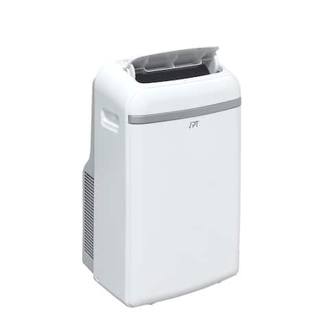 14,000 BTU, SACC 8,400 BTU, Portable Air Conditioner with Dehumidifier - N/A