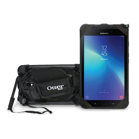 Galaxy Tab Active 2 LTE (Unlocked) with Utility Latch Galaxy Tab Active 2 LTE Unlocked with Utility Latch