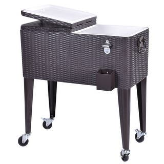 Costway Outdoor Rattan 80QT Party Portable Rolling Cooler Cart Ice Beer Beverage Chest https://ak1.ostkcdn.com/images/products/is/images/direct/6d71f1b92bd7d1f191892a842fd51916bb33b45c/Costway-Outdoor-Rattan-80QT-Party-Portable-Rolling-Cooler-Cart-Ice-Beer-Beverage-Chest.jpg?impolicy=medium