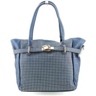 Melie Bianco Miranda Women Synthetic Shoulder Bag - Blue
