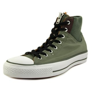 Converse Chuck Taylar Ma-1 Zip Hi Men Round Toe Synthetic Sneakers