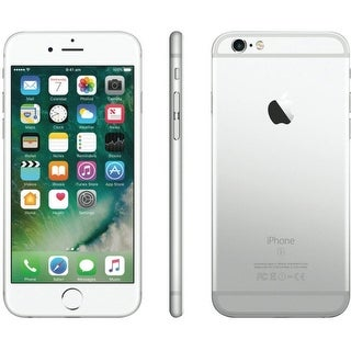 Apple iPhone 6S 16GB Factory Unlocked 4G LTE Phone AT&T Verizon T-Mobile w/12MP Camera SILVER