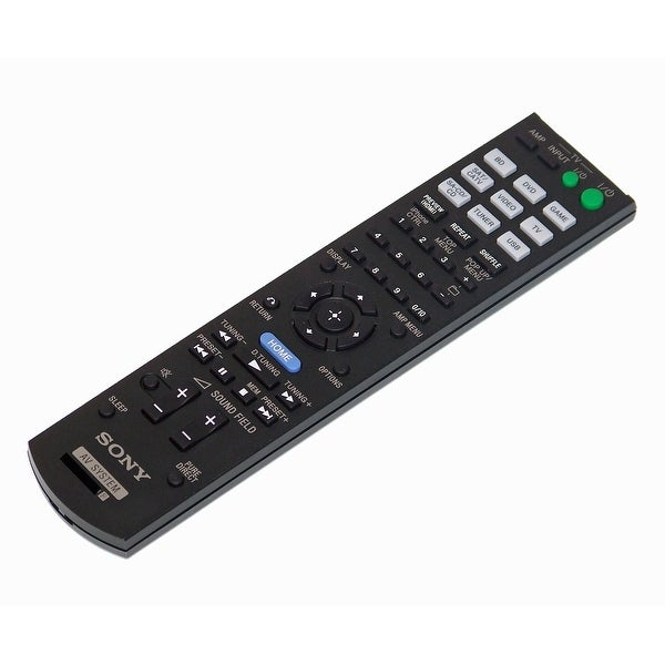 OEM NEW Sony Remote Control Originally Shipped With SS-HW5, SSHW5
