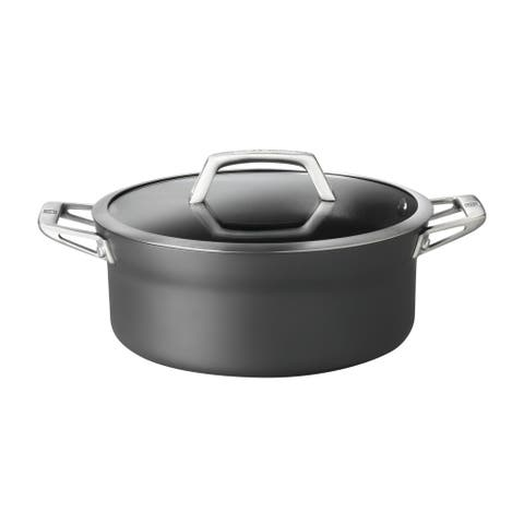 ZWILLING Motion Hard Anodized Aluminum Nonstick Dutch Oven