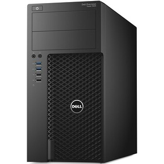 Dell Precision Tower 3620 PT3620-H67NKB2 Workstation PC - Intel (Refurbished)
