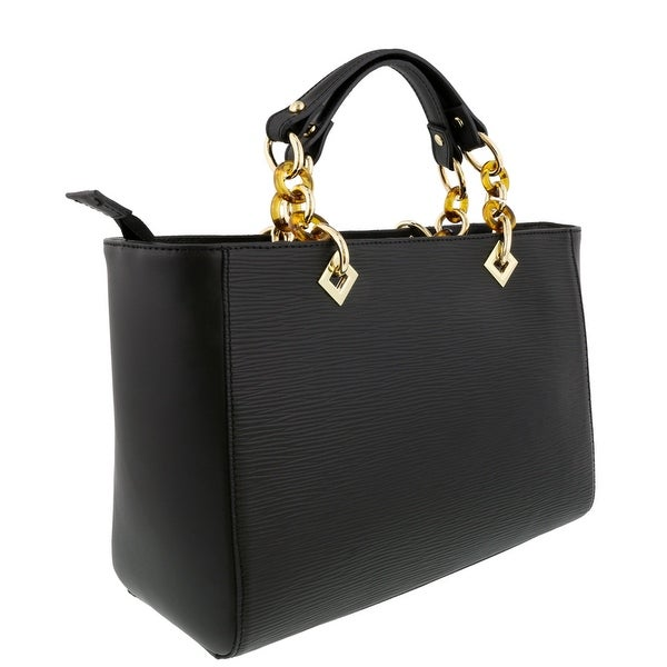 HS Collection HS8405 NR ILYA Black Shoulder Bag - 12-8-5