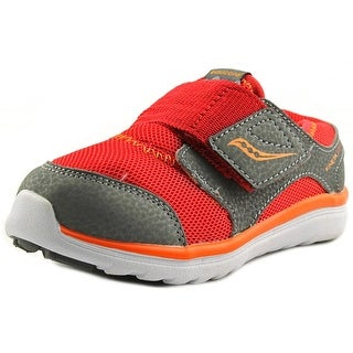 Saucony Baby Kineta A/C Toddler EW Round Toe Leather Sneakers