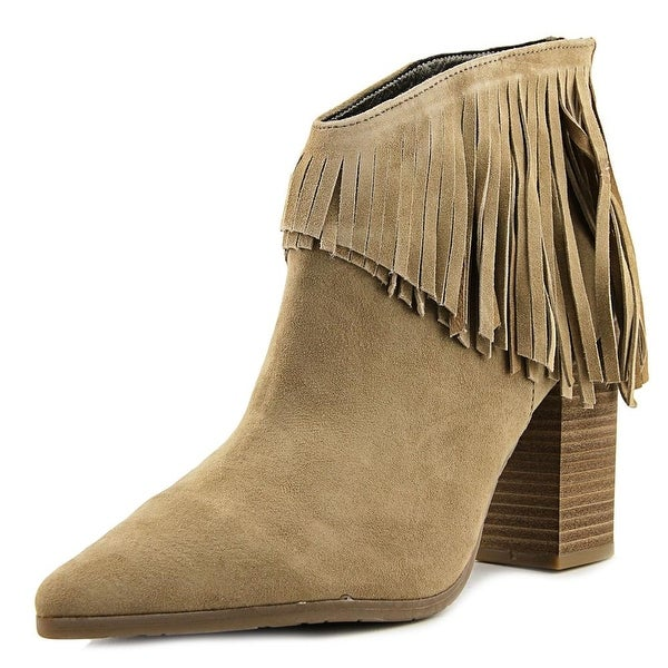 Kenneth Cole Reaction Pull Ashore Women Almond Boots