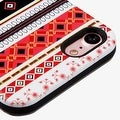 Insten Red/ Black Totem Hard Snap-on Dual Layer Hybrid Case Cover For Apple iPhone 7 - Thumbnail 1