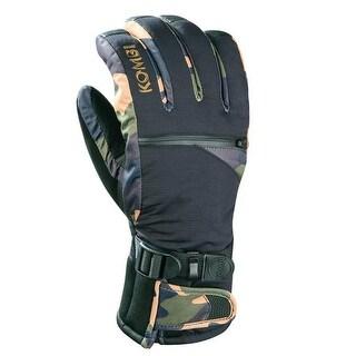 Kombi The Freerider Ski Glove, Mens -Primaloft insulation, Waterproof