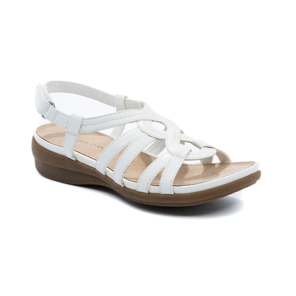 Wear.Ever. Moris Women's Sandals & Flip Flops White