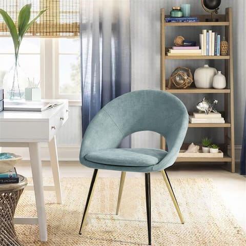 Carson Carrington Igelfors Upholstered Fabric Dining Chair (Set of 2)