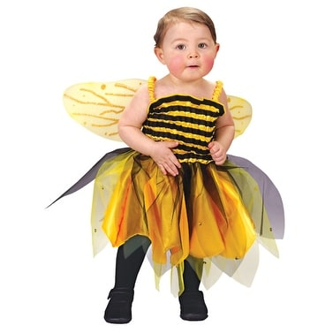 9b05e4177620e Baby Bee Infant Halloween Costume 12-24 Months 12-24 - 12-18 Months
