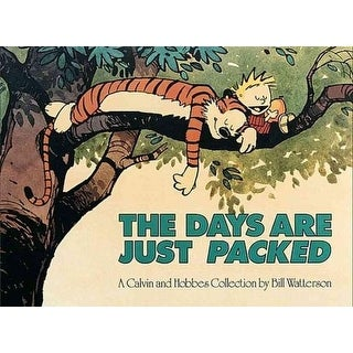 Days Are Just Packed - Bill Watterson