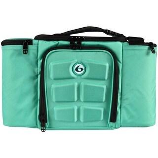 6 Pack Fitness Innovator 300 Meal Management Bag - Magic Mint/Black - One size