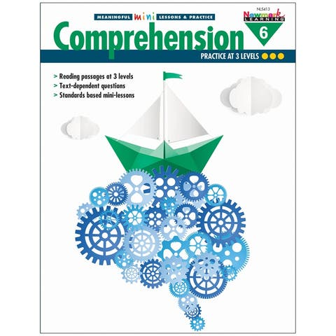 (2 Ea) Mini Lessons & Practice Compre Gr 6 Meaningful
