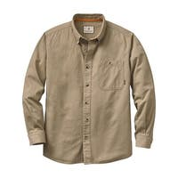 Legendary Whitetails Men's Hunting Camp Twill Shirt
