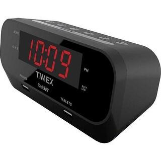 Timex t129b dual alarm clock