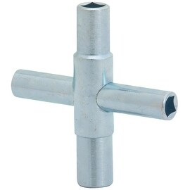Jones Stephens 4-Way Faucet Key