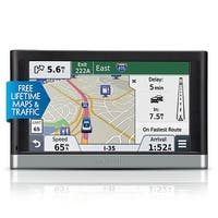 Garmin Nuvi 2598LMT 5-inch Wide Touchscreen GPS w/ Free Lifetime Map & Traffic Updates