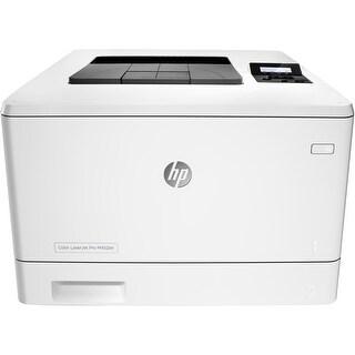 HP LaserJet Pro M452dn Laser Printer - Color - 600 x 600 dpi (Refurbished)