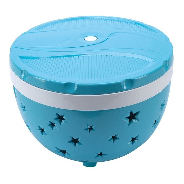 Swimways Rainbow Reef Summer Stars Floating Pool Light, Outdoor Party Lighting - Blue. Opens flyout.